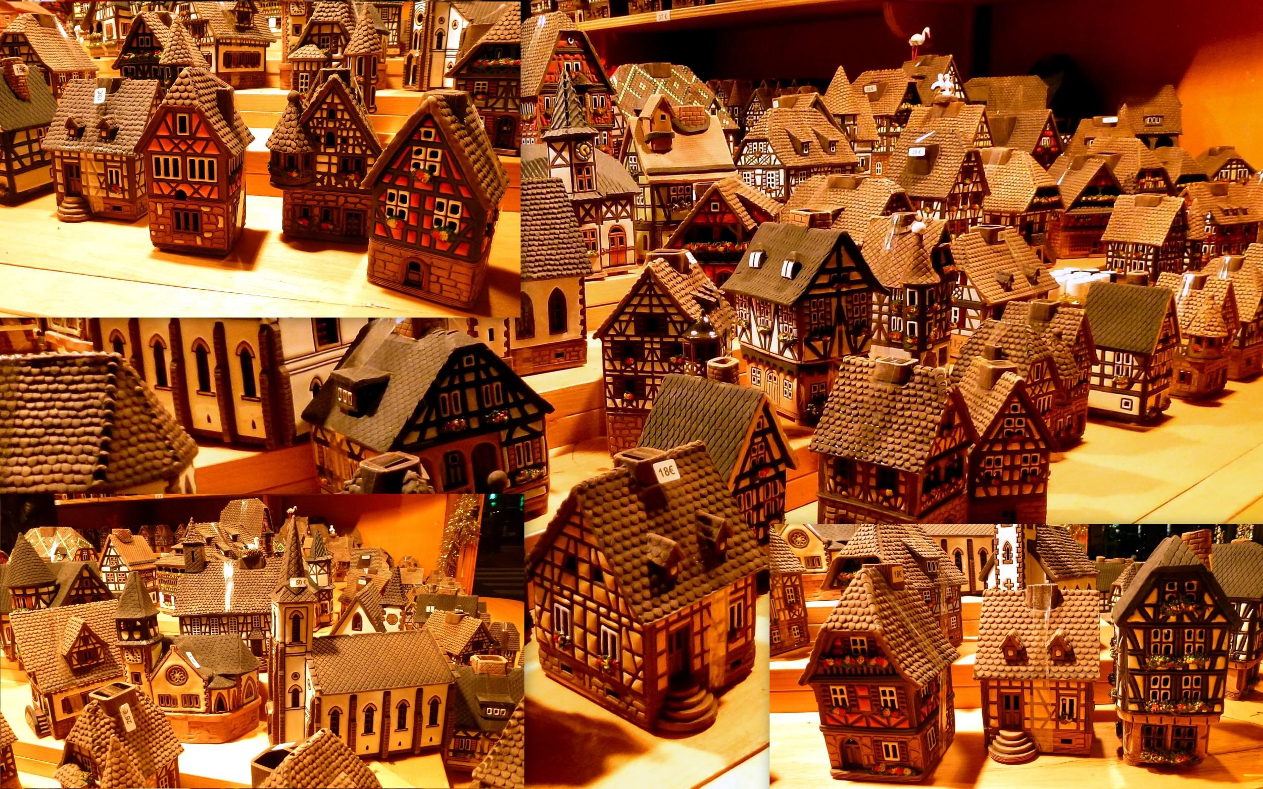 le petit village catherine burg artwork celeste prize. Black Bedroom Furniture Sets. Home Design Ideas
