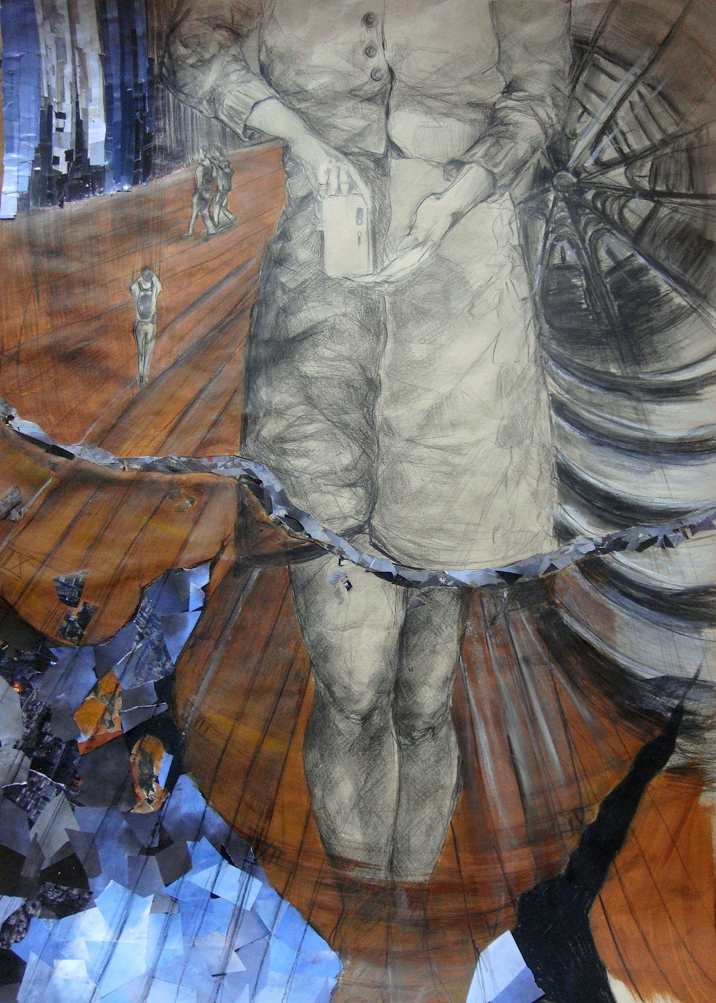 Lo specchio della mente martina cenna artwork celeste for Lo specchio