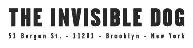 Invisible Dog - New York