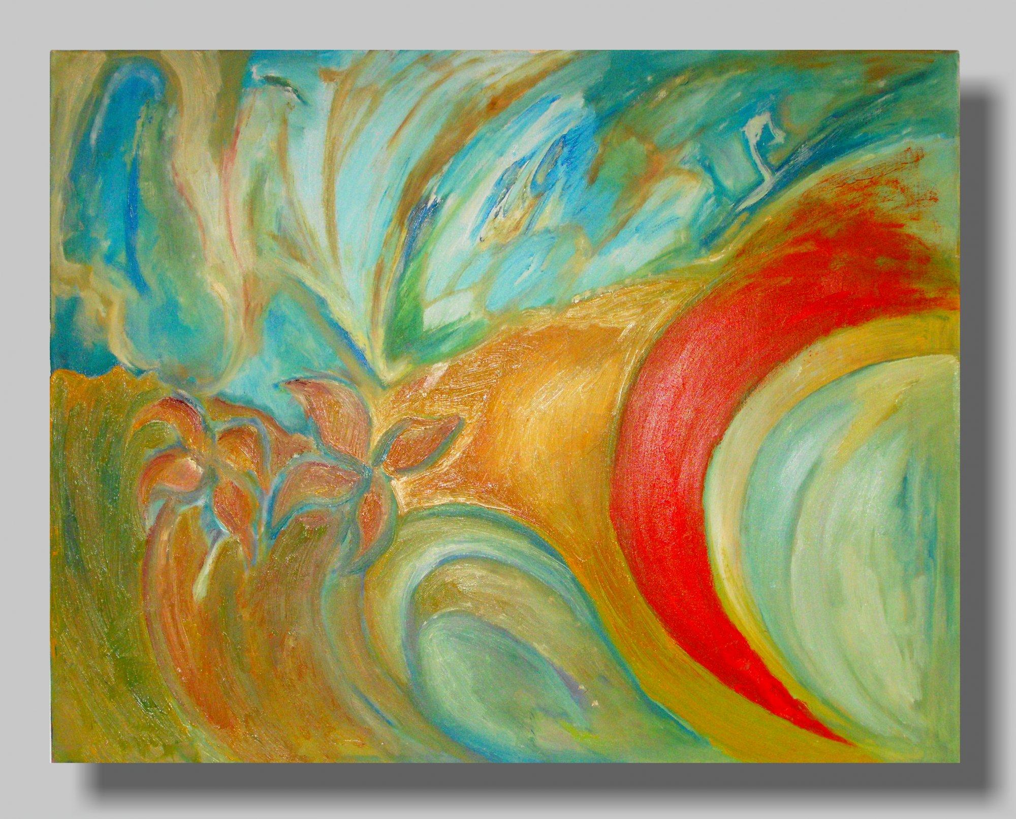 Fiori Tropicali.Fiori Tropicali Duccio Federighi Artwork Celeste Network