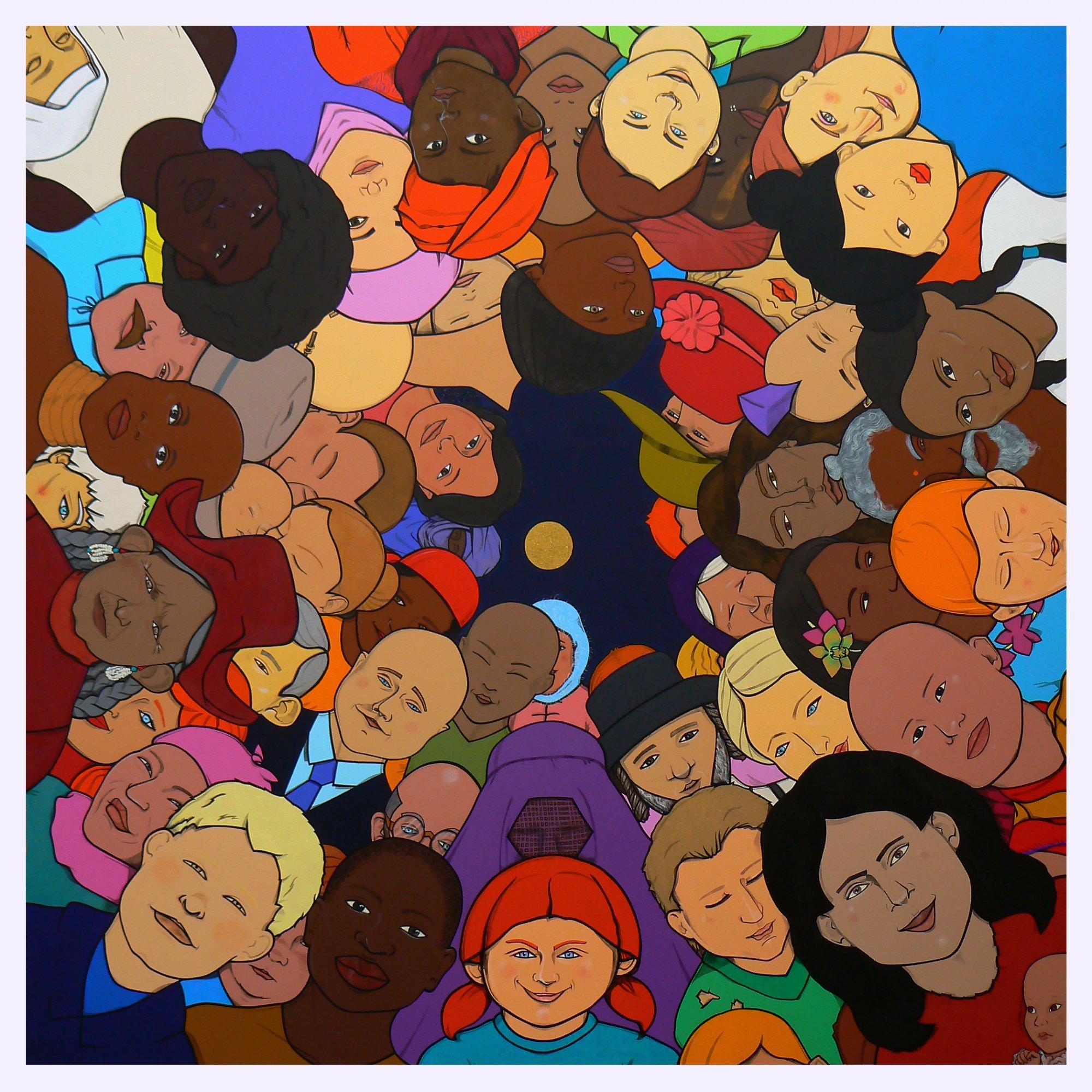 all together elena greggio dependtendency 2009 artwork celeste