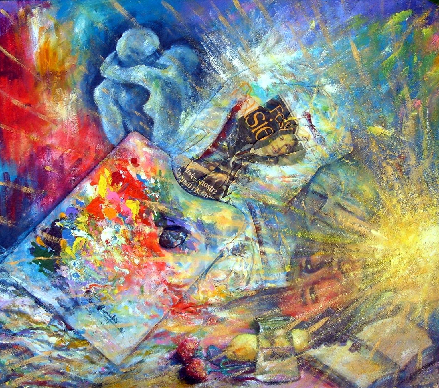 L'amore per l'arte - Rosario R...