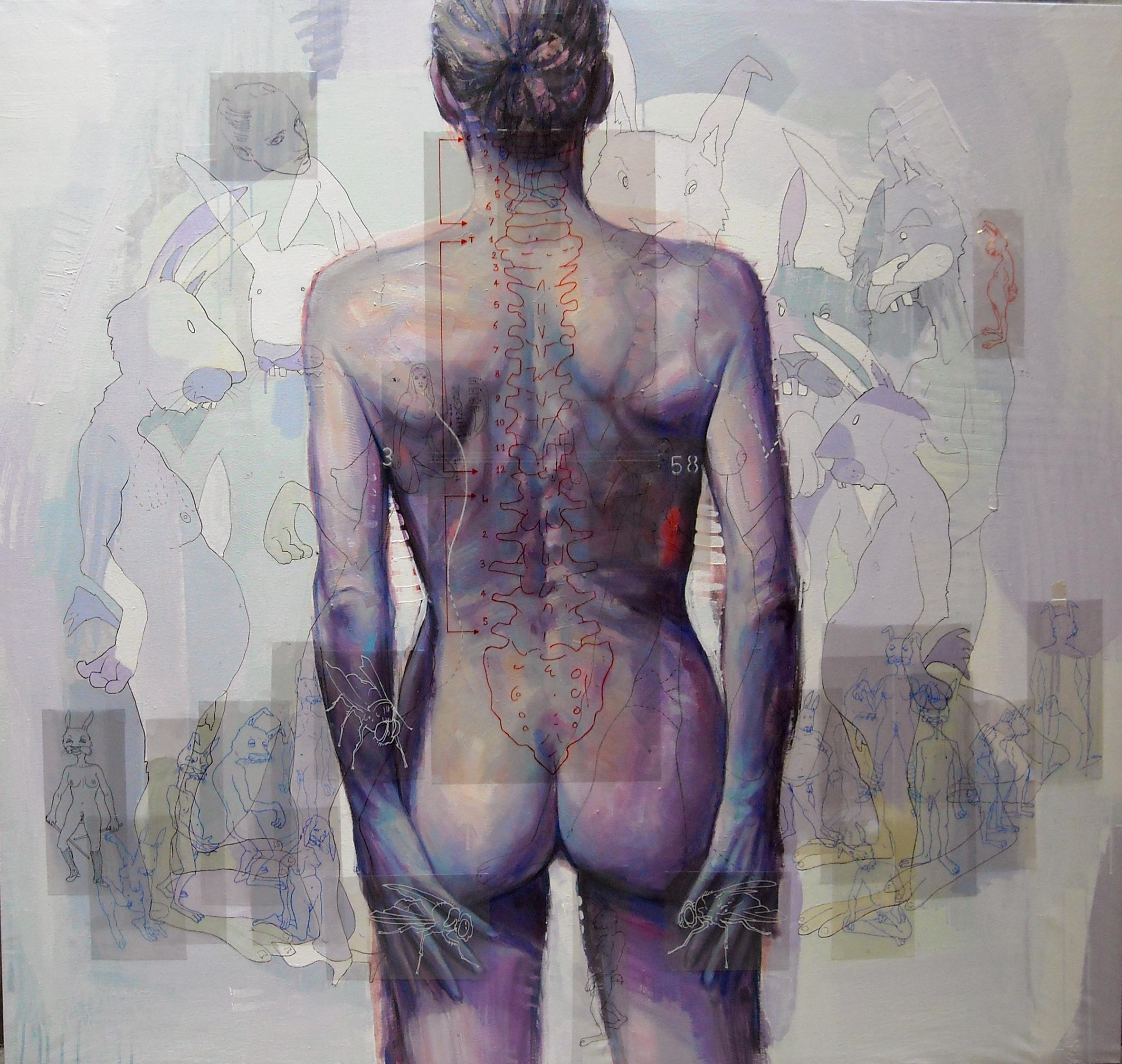 sesso femminile nudo