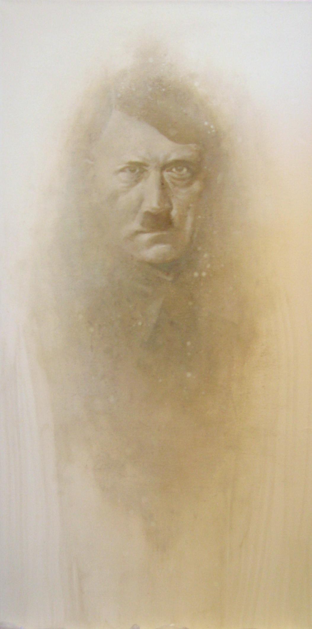 Portrait Of Symbol 2 Adolf Hitler Yuma Tomiyasu Producing
