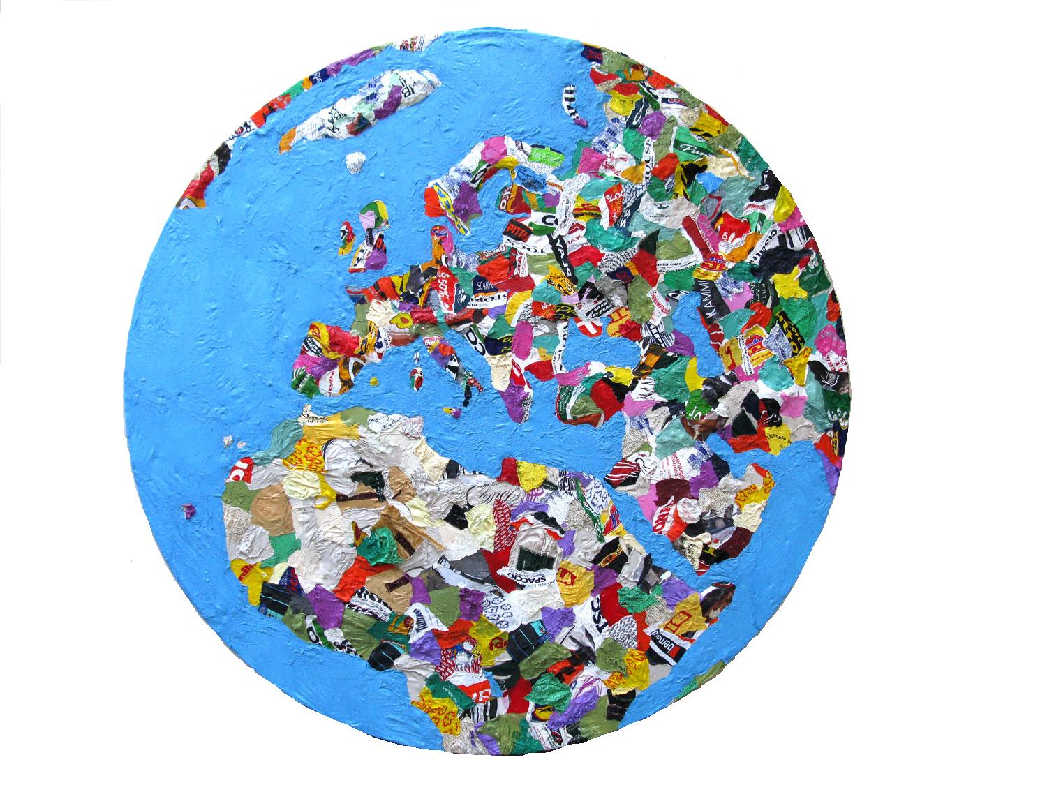 plastic world According to the nonprofit plastic oceans, the world produces almost 300 million  tons of plastic each year adding to the environmental burden,.