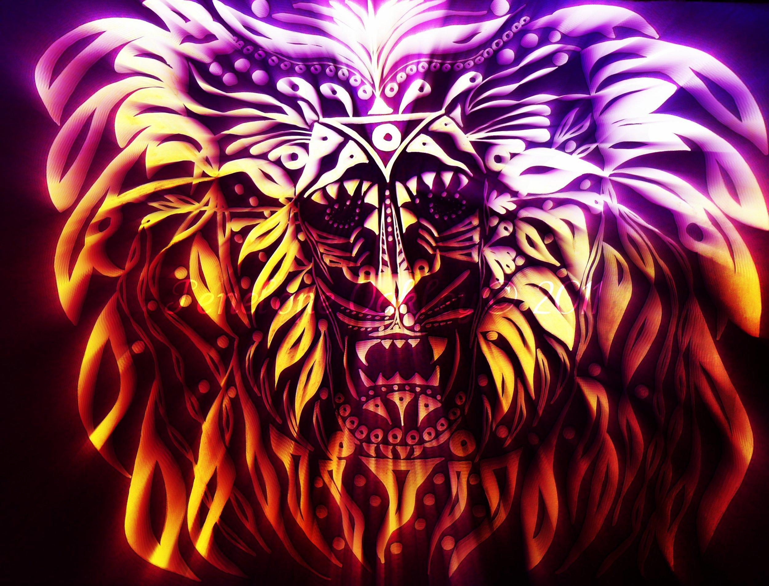 e85b7e2b4b Oakley Purple Tiger