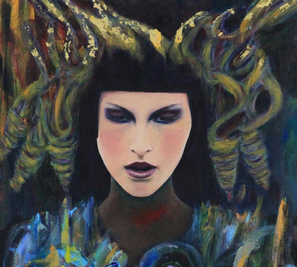 Hecate keeper of the keys carmen sorrenti artwork celeste network jpg  961x864 Carmen keys art b747eba3047e