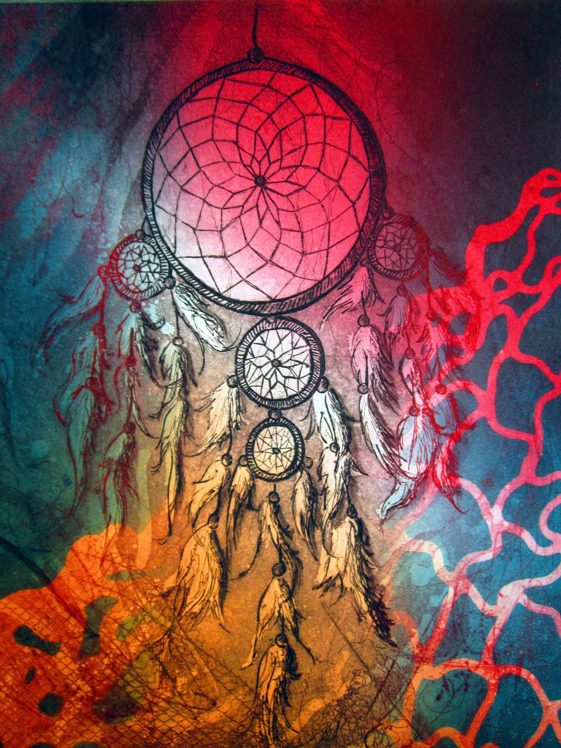 Dreamcatcher Arianna Angelini Artwork Celeste Network