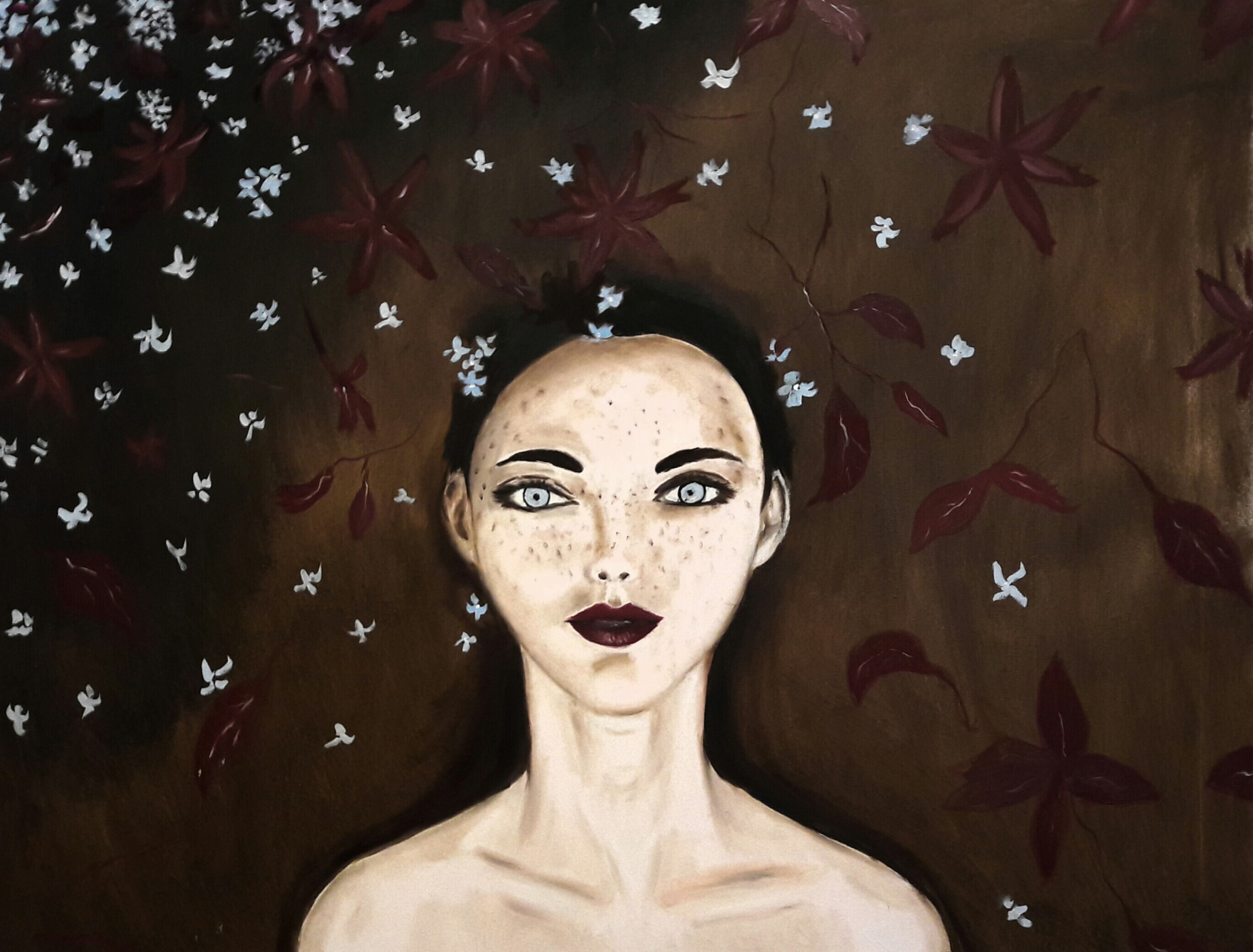 Irina Pierx Artwork Celeste Network