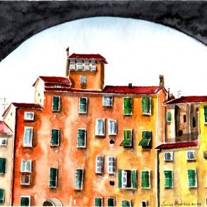 Effetti di piazza_4 (Lucca)