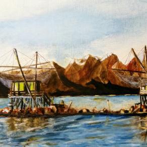Retoni a Marina di Pisa
