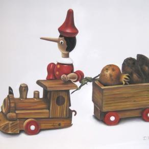 Il Viaggio di Pinocchio