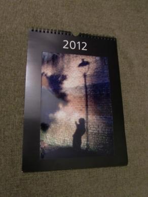 Calendario Walters 2012 copertina (leggi intera descr. cliccando la foto!)