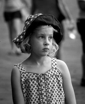Bambina senese