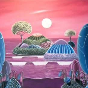 Giardino lunare