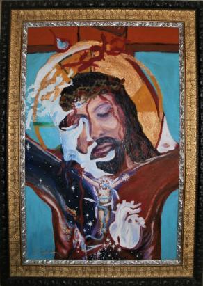 Con/ In / Per Cristo.