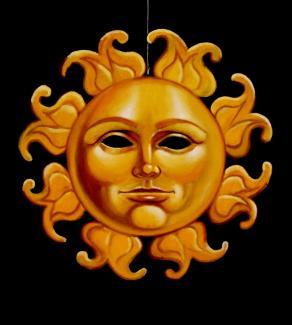 Sole dorato