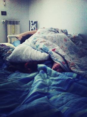 Acrobatic Sleep #7