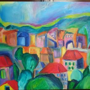 il villaggio a mezzogiorno