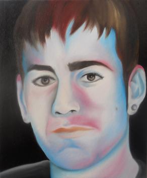 Nicola Galatro (Ritratto di un Pittore)