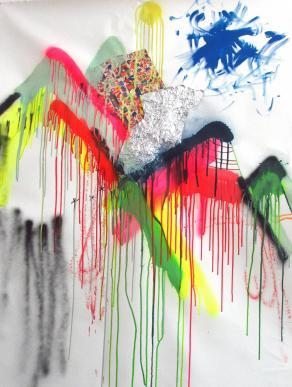 Landscape With Colors