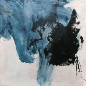 gesture with blue 2010