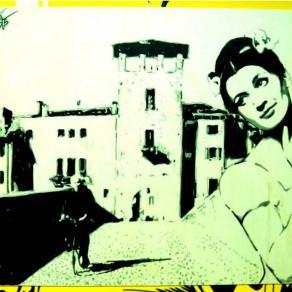 Carla Fracci & Ponte Pietra