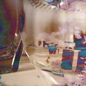 The bonsai glass, inspired