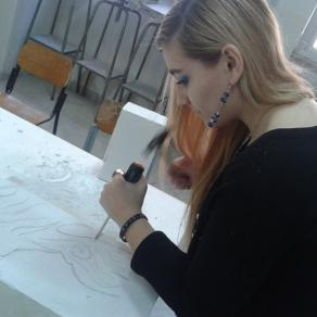 Work in Progress Scultura