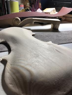 Progetto violino