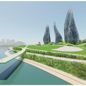 Nashville Proposed Eco-Towers