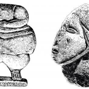 Venus and head