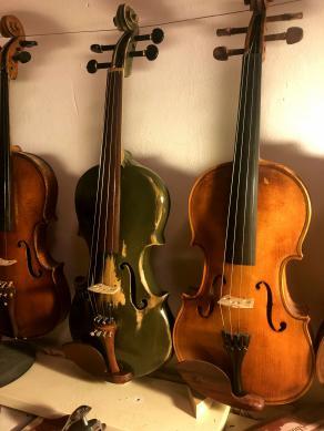 """Violino n°5 """"shallow""""  4/4"""