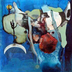 Bull Series - Halfmoon