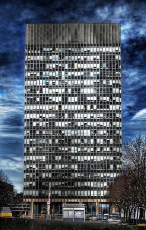 Arts Tower, University of Sheffield