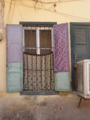 finestra velata