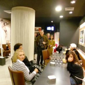 Schettino,mostra personale Caffè Carducci Monfalcone (GO)