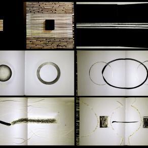 """Letizia Ardillo   """"Chi chiuse tra due porte il mare"""" Mostra internazionale libri d'artista Noto"""