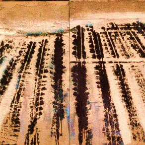 Immagine delle tracce di ciò che è scomparso (non c'è niente da vedere)