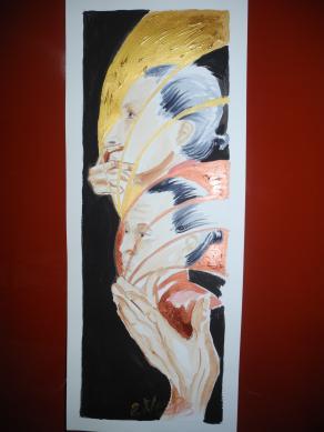 ritratto ad un'artista