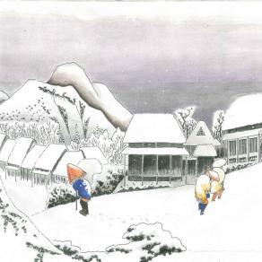Omaggio a Hiroshige 2