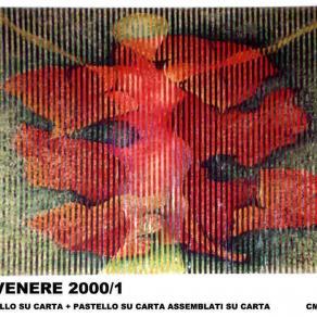 VENERE 2000/1 (Biquadro di BarCamp: Donatella Bartoli e Teresa Campioni)
