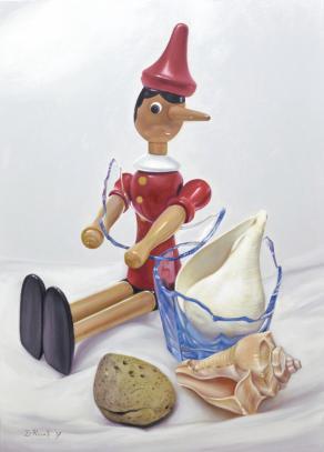 Pinocchio Artista