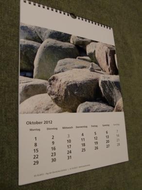 Calendario Walters 2012 ottobre (leggi intera descr. cliccando la foto!)