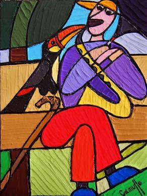 Al Tucano piace il sax