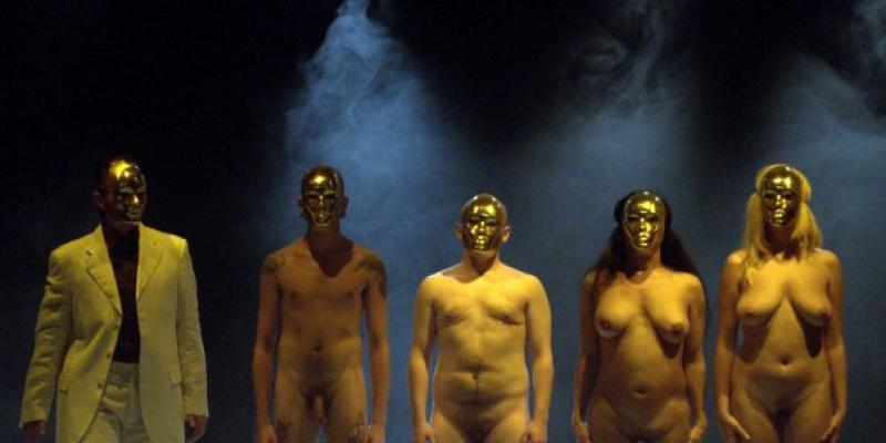 Performance Art Festival 2011 - Museum in Nocciano