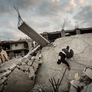 The Free Runners of Gaza