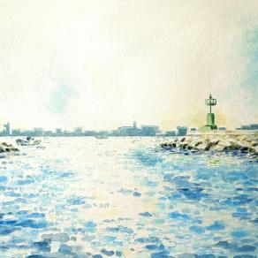 Lighthouse, Barletta