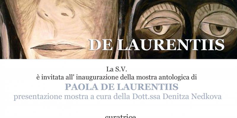 Retrospective exhibition of Paola De Laurentiis has Denitza Nedkova
