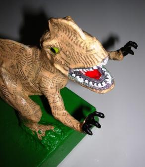 market&companies - dinosaur (detail)